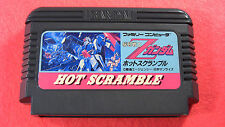 Mobile Suit Z Gundam: Hot Scramble (Nintendo Famicom FC NES, 1986) Japan Import