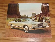 Original 1977 Ford LTD Sales Brochure 77