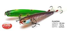 Lucky Craft Gunfish 95 fishing lures original range of colors