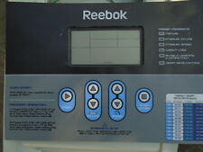 REEBOK FUSION  TREADMILL MODEL-REV-11301 (  CONSOLE PCB FOR SALE ONLY )AOOK