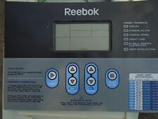Reebok Fusion Tapis roulant modello-REV-11301 (console PCB in vendita solo) * Nois