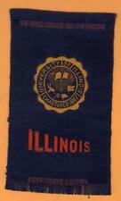 1910 Egyptienne Cigarette Tobacco Silk University Illinois Urbana Champaign IL