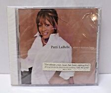 When a Women Loves by Patti LaBelle Music CD Enhanced NWD CRACKED CASE***
