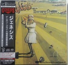 CD musicali progressivi Genesis
