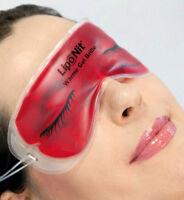 Lipo Nit Wärme Gel Brille für Lidpflege - auch als Kühlbrille verwendbar liponit