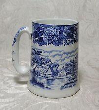 Enoch Wood's English Scenery Boccale vintage di ceramica