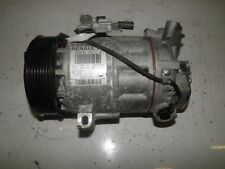 RENAULT CAPTURE CLIO 900cc 12V TURBO H4BT-408 AIR CON PUMP 926000217R