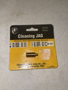 Thompson Center T/C Cleaning Jag .45 Caliber 10/32 Threads No 9080 Solid Brass