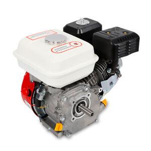7.5HP 4 Stroke Petrol Gasoline Engine Rotavator Pressure Washer Engine UK STOCK
