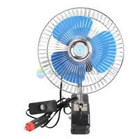 12V Portable Vehicle Auto Car Fan Oscillating Car Fan Auto Cooling Fan