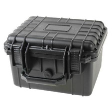 "10"" Deep Weatherproof Case Box for 4 GoPro Camera Gun w/ Pelican 1300 Style Foam"