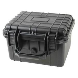 """10"""" Deep Weatherproof Case Box for 4 GoPro Camera Gun w/ Pelican 1300 Style Foam"""
