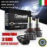 2 pezzi 55W 9006 HB4 30000LM Auto 360° LED Fari Lampadine Kit Xenon Bianco 6000K