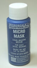 Micro Scale Micro Mask Liquid Paint Masking Medium Craft - Hobby MI-7