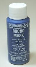 Micro Scale Micro Mask Liquid Paint Masking Medium Craft - Hobby MI-7
