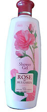 Shower Gel With Natural Rose Water 330mL Paraben FREE Body Wash