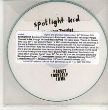 (CU496) Spotlight Kid, Forget Yourself In Me - 2011 DJ CD