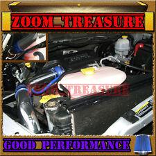 BLUE 2002-2010/02-10 DODGE RAM 3.7L 4.7L 5.7L V6 V8 COLD AIR INTAKE KIT STG2 3p