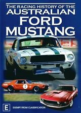 Racing History Of The Ford Mustang