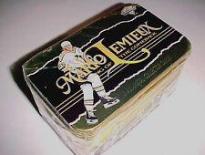 Mario Lemieux All- Metal Card Set of 10 NHL Limited Edition of 24,000 New NIB