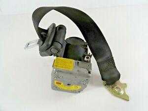 Rear LEFT Seat Belt Retainer BLACK for Mercedes-Benz CL500 CL600 CL55 C215 W215