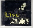 (HI704) Live, All Over You - 1995 CD