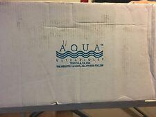 Aqua Ultraviolet AAV00109 114-watt UV Sterilizer for Aquarium, 2-Inch, Black NEW