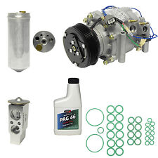 NEW AC COMPRESSOR  INSTALL KIT SEE COMPATIBILITY 1196 2002-2005 HONDA CIVIC 1.7
