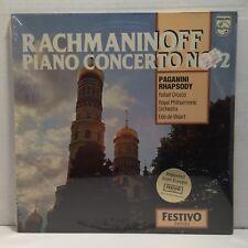 Orozco - Edo De Waart - Rachmaninoff Concerto No 2 LP -SEALED - Philips