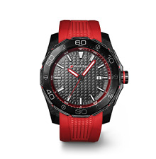 Genuine Audi Men's Audi Sport Watch - Red/Black