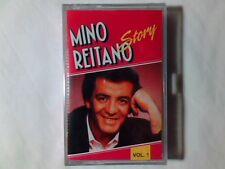 MINO REITANO Story vol. 1 mc SIGILLATA RARISSIMA