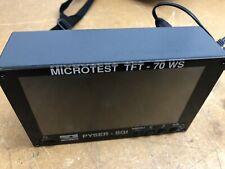 Pyser Portable SDI Monitor Micro Test TFT-70WFS