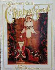 Country Club Christmas Special by Julie White Holiday Tole Painting Book 1989.