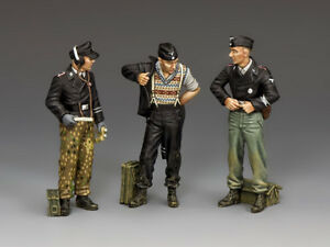 King and Country Dismounted Tank Crew #2 WS347