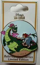 Disney Pin DSF DSSH Beloved Tales Pete's Dragon Elliott LE 300 on Card