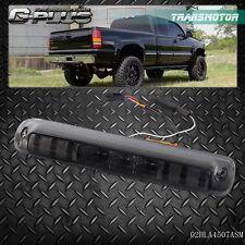 264115BK For 99-06 Chevy Silverado & GMC Sierra LED 3rd Brake Light Smoke