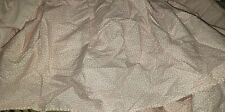 Laura Ashley Sycamore Pink Salmon Twin Bed Skirt