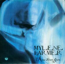 MYLENE FARMER ** L'ÂME-STRAM-GRAM **  CD 2 TITRES - POCHETTE CARTONNEE