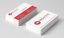 High Quality Business Cards with free P&P