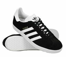 ADIDAS ORIGINALS GAZELLE MEN'S SNEAKER - Black/White (BB5476)