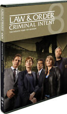Law & Order - Criminal Intent: The Eighth Year [New DVD]