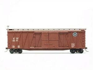 HO Scale Unbranded SP Southern Pacific Double Door Box Car #51248