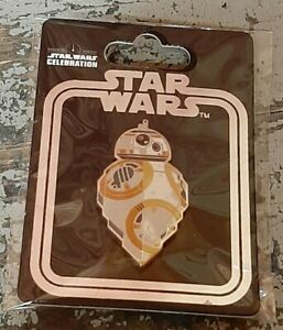 2020 Star Wars Celebration Anaheim BB-8 Trading Pin in stock
