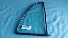 Perodua Kelisa Drivers Side Rear Door 1/4 Glass Window OSR Right