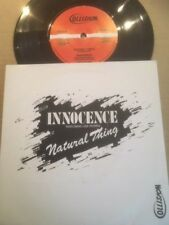 """INNOCENCE feat GEE MORRIS 7"""" - NATURAL THING - COLLISION - CIR7003"""