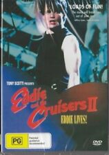 EDDIE AND THE CRUISERS 2  ( DVD ) NEW AND SEALED