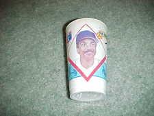1987 Boston Red Sox Jim Rice Frozen Coke Baseball Cup