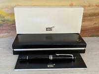MONTBLANC Meisterstuck Platinum Line Classique 163 Rollerball Pen, NOS!
