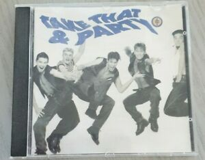 TAKE THAT  Take That And Party CD 1992 13 Tracks BMG VGC Free Postage