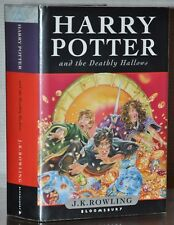 MIDNIGHT SIGNING 1ST/1ST ED~HARRY POTTER AND THE DEATHLY HALLOWS~J.K. ROWLING